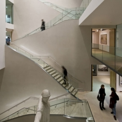 Oxford's Ashmolean Museum is one of six stunning buildings that have made this year's RIBA Stirling Prize shortlist. The winner will be announced at a ceremony on October 2nd in London.