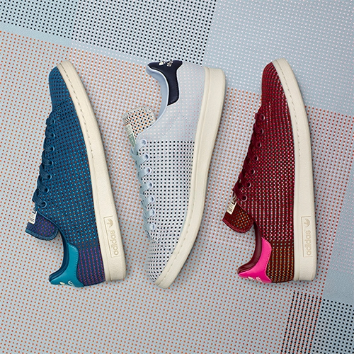 Adidas Originals x Kvadrat Stan Smiths! Dropping July 6.
