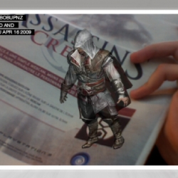Augmented Reality for Assassins'Creed (Ubisoft)