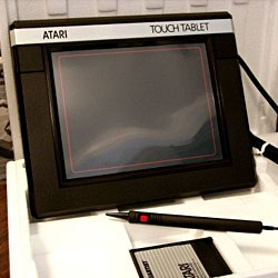 Atari's 1984 Touch Tablet: A Retro-Unboxing.