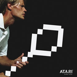 Print campaign to homage classic Atari. Since 1972.