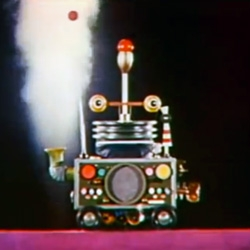 Robot by Jim Henson was a short made for The Bell System in 1963. Originally it was created for a seminar on Data Communications, now it's just a gem.