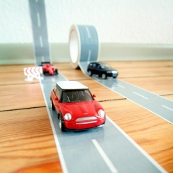 Autobahn Tape! (Unfortunately Up To You's site kind of sucks and i can't link the product directly... so search Autobahn when you're there)