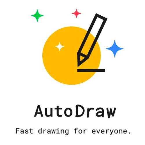"AutoDraw (""This is an A.I. Experiment"") - basically you doodle, and it gives you the autocorrect equivalent in pictograms/clip art."