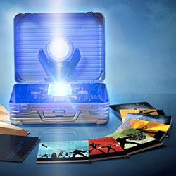 Marvel Cinematic Universe: Phase One - Avengers Assembled (10-Disc Limited Edition Six-Movie Collector's Set)