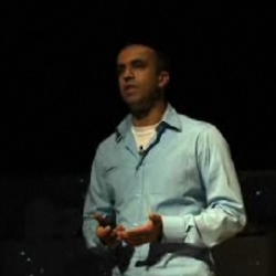 Neil Pasricha is the author of the blog 1000 Awesome Things. His TED talk about 'The Three A's of Awesome' is incredibly inspiring and stuffed with true words.