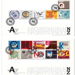 For the philatelist: check out the A to Z of New Zealand stamps from Clemenger BBDO.  Issued  6 August 2008.