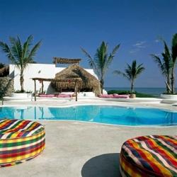 "Little but nice, Azúcar Hotel in Veracruz México. It captures definitly the ""mexican"" flavor."
