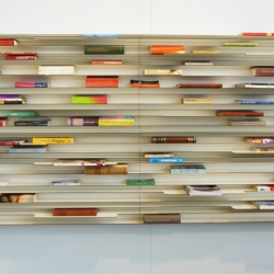 'Paperback wall system' designed by Eric Sloot and Paulien Berendsen from Studio Parade for Spectrum Design.