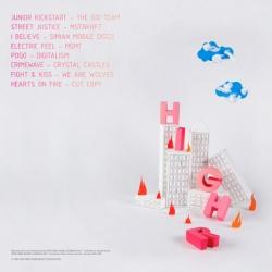 Radar Footwear vinyl back cover by Julien De Repentigny