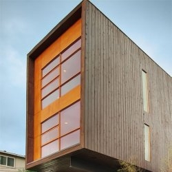 The Mount Baker Residence in Seattle, Washington by Pb Elemental Architecture.