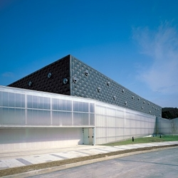 An impressive sports centre in Bakio, Spain by ACXT