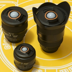 These baLens White Balance lens caps from BRNO provide an easy way that allows you to perfectly set the camera's white balance while the cap is still on.