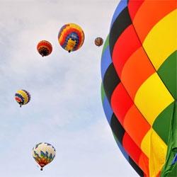 Photos from the Albuquerque Balloon Festival.