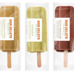 Wonderful ice cream design from danish born, Portland based Mette Hornung Rankin in collaboration with Substance.