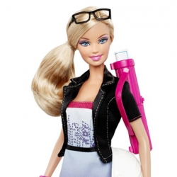 Earlier this month in New York City toy brand Mattel launched Barbie's latest incarnation - an architect!