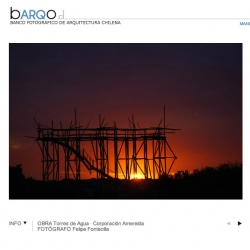 BARQO:  image bank of chilean architecture.