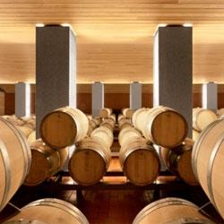 Beautiful renovation of the Vega-Sicilia Wine Cellars by Salasstudio.