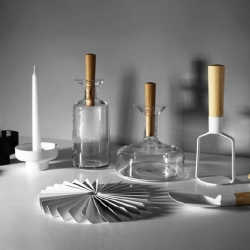 It's a pleasure to see that the collaboration between the two Norwegian design agency's Frost Produkt and StokkeAustad, won for the Best cook's kit in Wallpaper* design awards 2010.