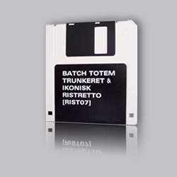 Music band releases its new album in oldie floppy disk style.  74 minutes of music into 1.44MB of space.