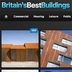 Through the use of gallery style imagery, Britain's Best Buildings aims to highlight the best in the built environment throughout the UK.