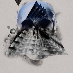 Pablo Abad is a renowned Spanish graphic designer based in Madrid. His work is inspired by geometry, esoteric world and surrealism, like many contemporary designers.