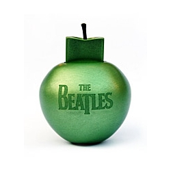 The Beatles recently remastered catalog is getting a flash drive release, packaged in a plastic apple.