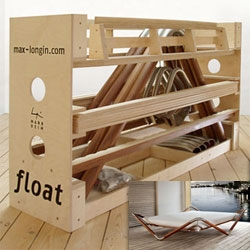 Nice packaging on this Max Longin Float Bed