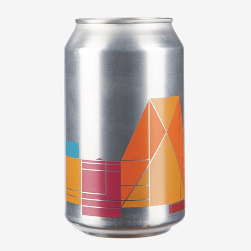 Peter Saville and Tate Design Studio create beer can artwork for Switch House pale ale!