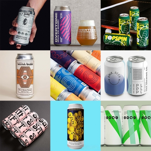 "Caña Magazine's ""2019'S BEST CRAFT BEER ARTWORK"" - As label art became the new record sleeve, craft beer aesthetics scaled new heights in 2019; for pop pickers with an eye for design, here's a countdown of the year in beer art."