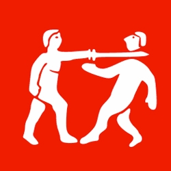 The flag of the Benin Empire was a design classic.