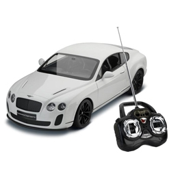Bentley Motors releases a 1:12 scale RC Continental Supersport for the holidays.