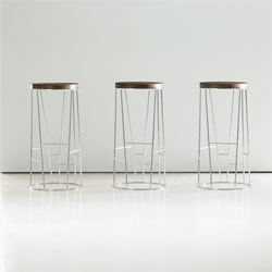 Forest stools by Arik Levy of Bernhardt design.