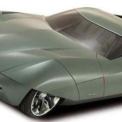 Alfa Romeo Bertone B.A.T. 11 concept revealed
