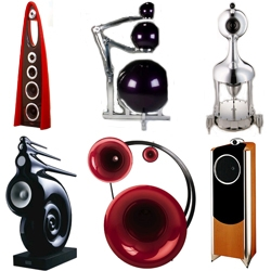 15 of the sexiest home audio loudspeakers in the world for your viewing enjoyment.