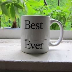 The Best Mug Ever from The World's Best Ever