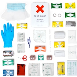Beautiful Best Made All Purpose First Aid Kit ~ yes, from the Axe guys.