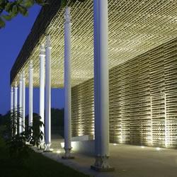 Villanueva Public Library, Casanare-Colombia / Architects: Miguel Torres, Germán Ramírez, Alejandro Piñol and Carlos Meza