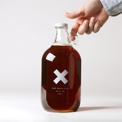 "Best Made's ""Big Jug"" of Pure Organic Maple Syrup from New Hampshire's North Family Farms."