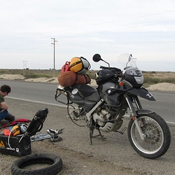 The Corporate Runaways take off on a motorcycle trip across the americas ~ and write a really comprehensive round up of the gear that worked, didn't, and shouldn't have been brought. Great read!