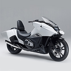 "Honda's New Concept Model ""NM4"" has great angular lines..."