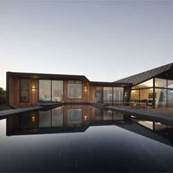 Beached house from BKK Architects. Located in Coastal Victoria, Australia.