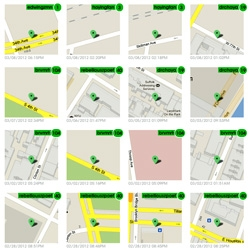 BKME is a platform for empowering bikers to reclaim bike lanes from cars in NYC.