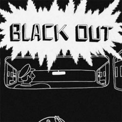Animation capturing New York's 1977 blackout by Buck and designed by Christopher Silas Neal for Umbro.