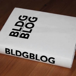 BLDGBLOG is becoming a book! From Chronicle Books! Discussing tectonic self-engineering to city sound design, via guerrilla gardening,  mobile libraries, and vertical film clouds and more