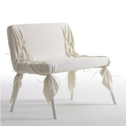 The Wrinkle Chair by ditte hammerstrom