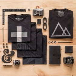 New Black Series II from Ugmonk. There's no such thing as too much black, right?