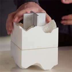 Unveiled: the making-of the Architizer A+ Awards trophy, designed by Snarkitecture.