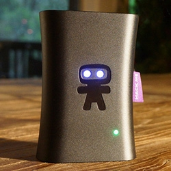 Ninja Blocks! Open Source Ninja Rules engine and sensors can be linked up control your house, etc. Fun branding!