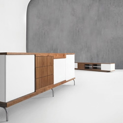 Beautiful Credenze and Entertainment unit by Australian Designer Richard Park.